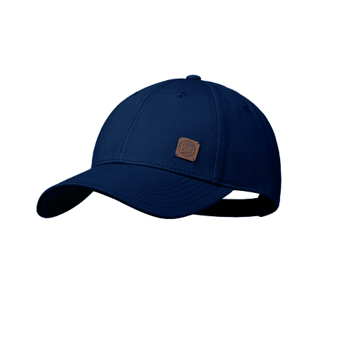Кепка Buff Baseball Cap Solid Navy (US:one size)