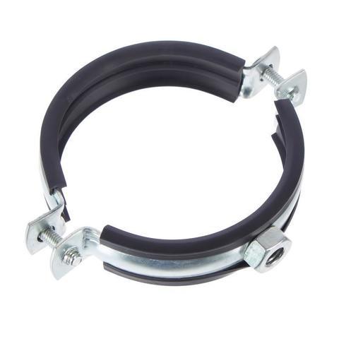 Хомут с резиновым профилем для воздуховода D 160 мм