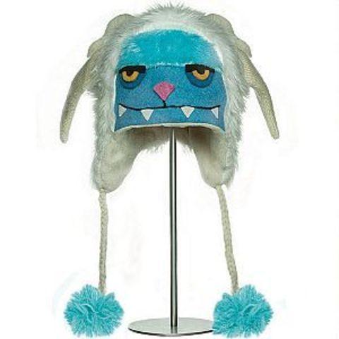 Картинка шапка с ушами Knitwits Marley the Monster
