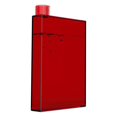Фляга Asobu My pad bottle (0,475 литра), красная