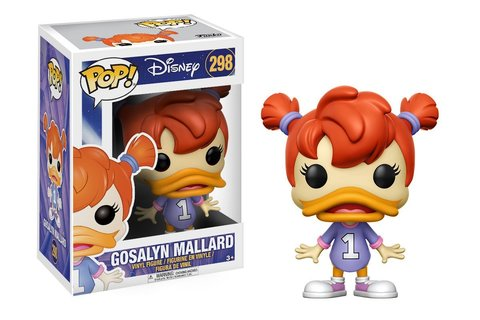 Фигурка Funko POP! Vinyl: Disney: Darkwing Duck: Gosalyn Mallard 13608