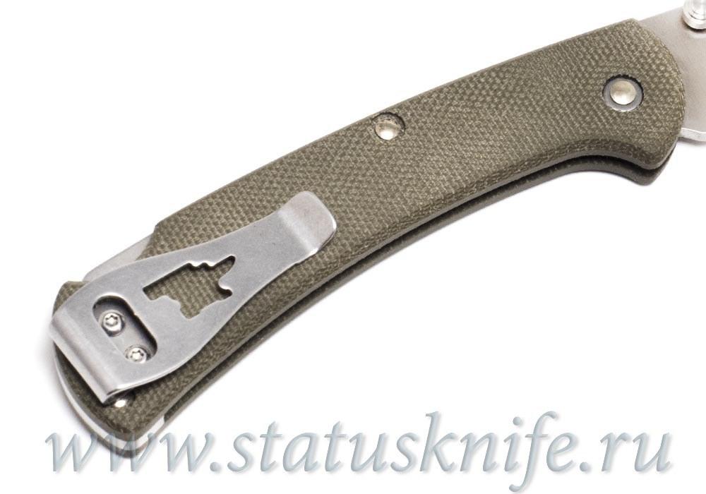 Нож BUCK 0112ODS6 112 Ranger Slim Pro - фотография