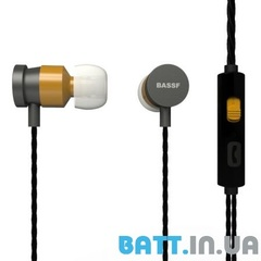 Гарнитура вакуумная BASSF CX-300U black-gold