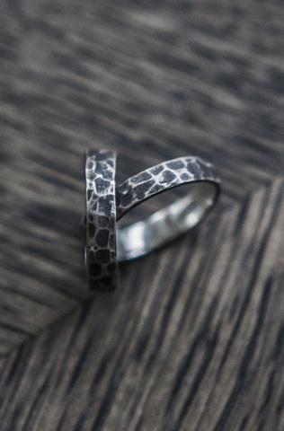 Кольцо «Кованное»