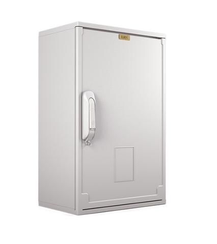 Электротехнический шкаф полиэстеровый IP44 (В600 × Ш500 × Г250) EP c одной дверью