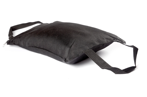 Мешок с песком для йоги Lux 5 кг