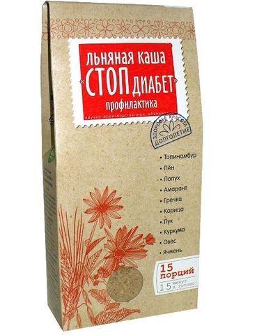 Каша Стоп диабет 400 г (Компас здоровья)