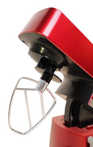 Миксер стационарный Sinbo, 1500 Вт, красный