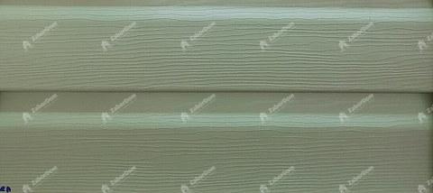 Сайдинг Ю пласт Корабельный брус зеленый 3050х230 мм