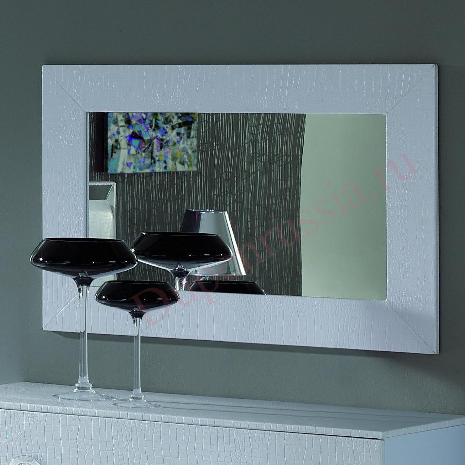 Зеркало DUPEN Е-98 белое