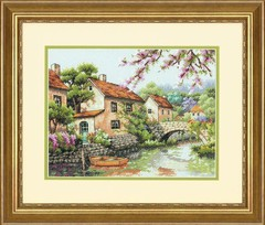 DIMENSIONS Канал (Village Canal)