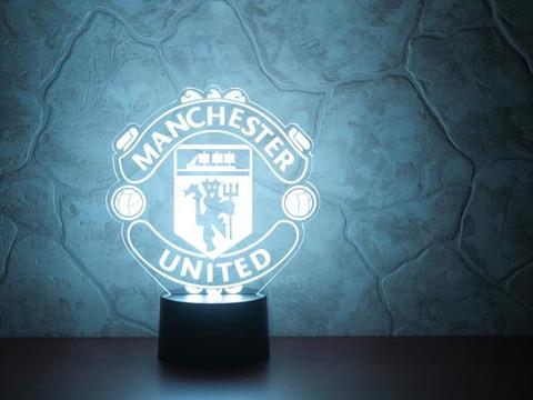 Art-Lamps Манчестер Юнайтед