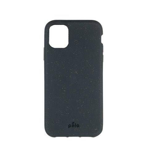 Чехол для телефона Pela iPhone 11 Black (Черный)