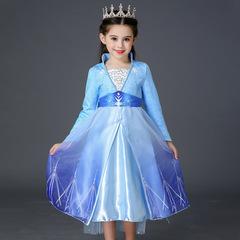 Новое платье Эльзы из м/ф
