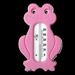Термометр Стеклоприбор  В-3 Лягушонок розовый