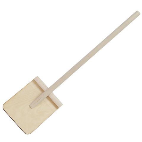 Лопатка деревянная средняя