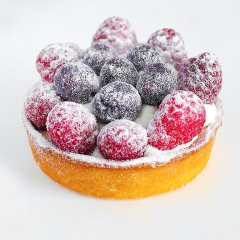 тарталетка ягодная