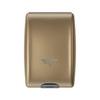 Кошелек c защитой Tru Virtu Oyster, светло-бежевый , 102x70x27 мм