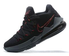 Nike LeBron 17 Low 'Bred'