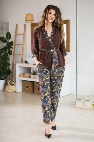Комплект домашний с брюками MIA-MIA Elania 16426