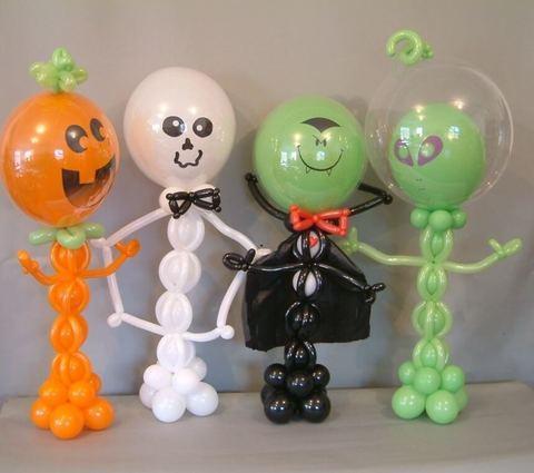 фигуры на хеллоуин