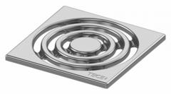 Накладная панель в душ под плитку 10 см Tece TECEdrainpointS 3665002 фото