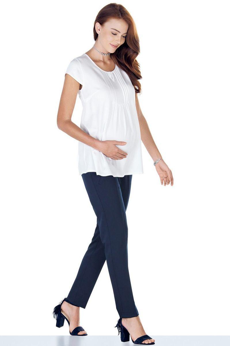 Блузка для беременных 09424 бежевый
