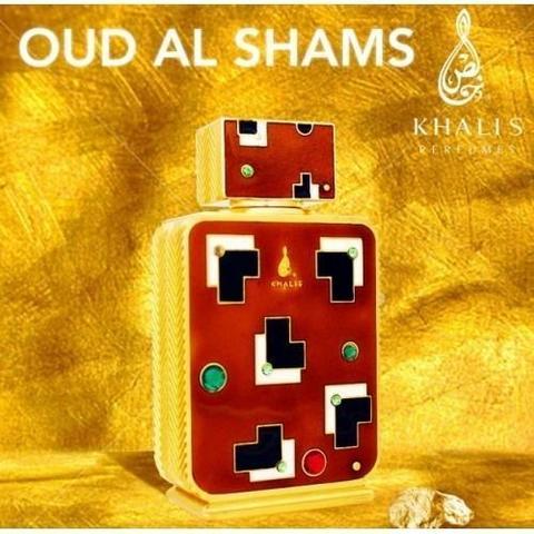 OUD AL SHAMS / Уд Аль Шамс 10мл