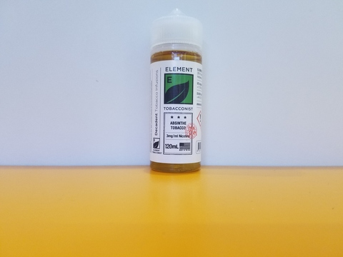 ABSINTHE TOBACCO by ELEMENT 120ml