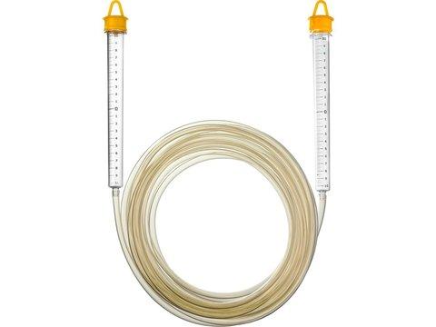 Гидроуровень с усиленной измерительной колбой большого размера, d 8мм, 20м, STAYER