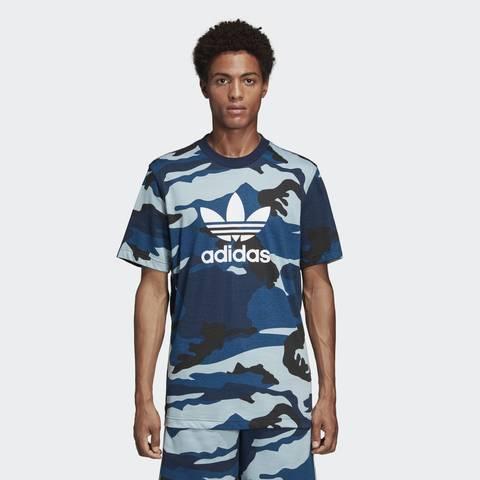 Футболка мужская adidas ORIGINALS CAMOUFLAGE TEE