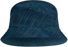 Панама ультралегкая Buff Trek Bucket Hat Keled Blue