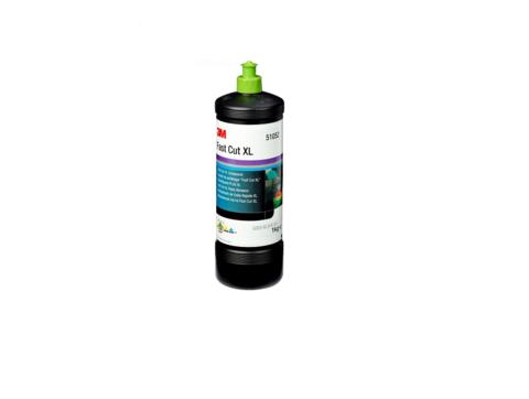 3М Паста Perfect-it™ Fast Cut XL абразивная полиров. (зел. колпачок), 1л R51052