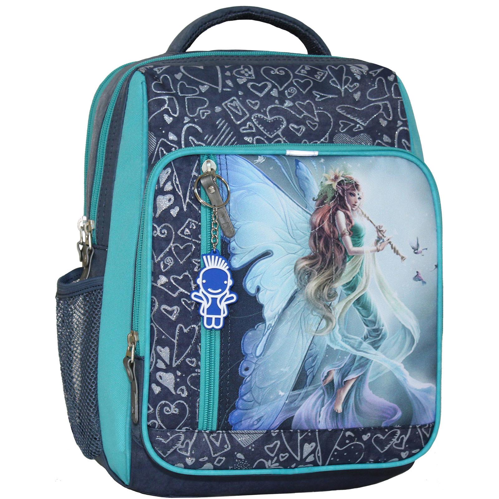 Школьные рюкзаки Рюкзак школьный Bagland Школьник 8 л. 321 серый 90д (0012870) IMG_4670.JPG
