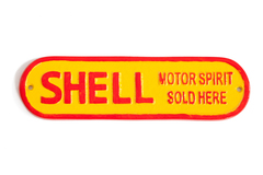 Настенный декор Secret De Maison Shell ( mod. TC-10 ) — белый/white wash