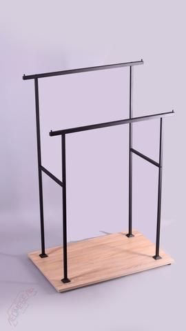 Бэст-0005 Стойка вешалка (вешало) напольная для одежды