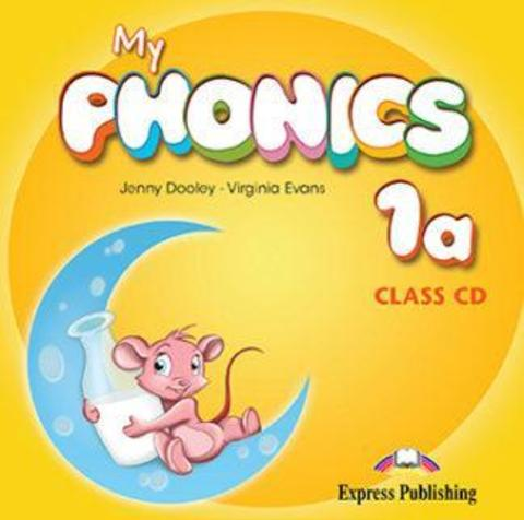 MY PHONICS 1a Class CD