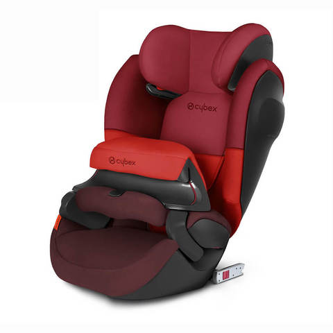 Автокресло Cybex Pallas M-Fix SL Rumba Red