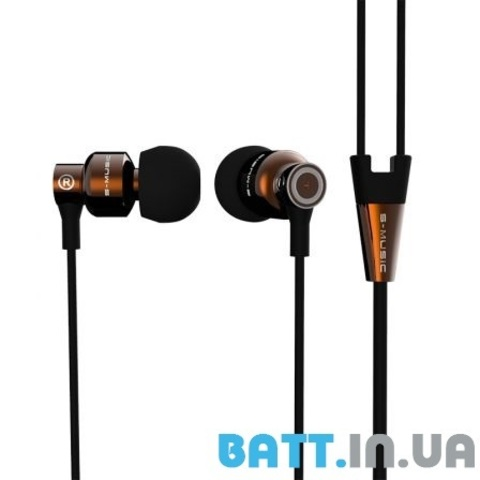Наушники S-Music Ultra CX-8600 gold