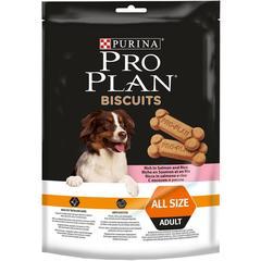 Purina Pro Plan DOG печенье лосось и рис 400 гр
