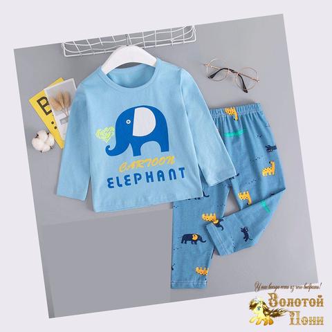 Пижама хлопок мальчику (6-9) 200926-П1503.1