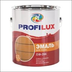 Эмаль Dufa PROFILUX ПФ-266 (Красно-коричневый)