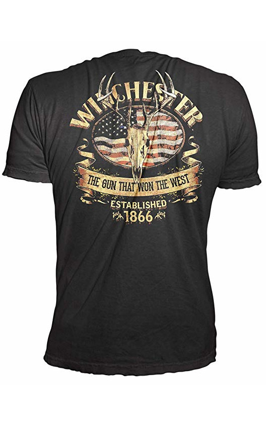 футболка winchester