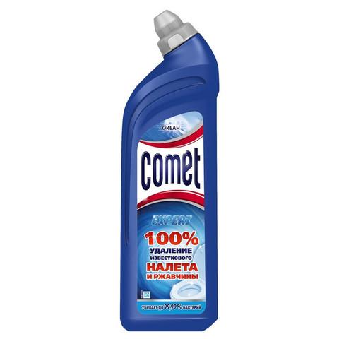 Средство для сантехники Comet гель 750 мл (отдушки в ассортименте)