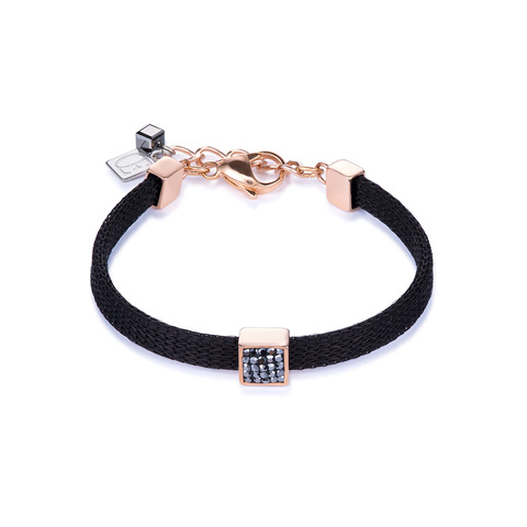 Браслет Coeur de Lion 0217/30-1223 цвет чёрный