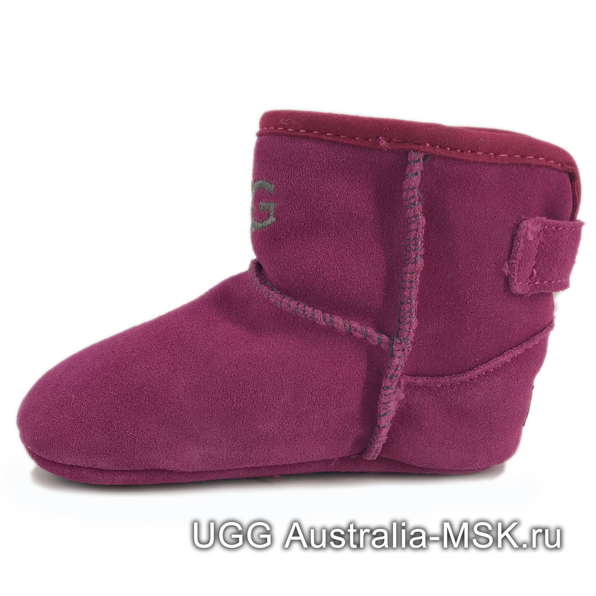 Пинетки Jesse UGG Dark Pink