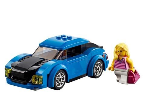 LEGO City: Столица 60200 — Capital City — Лего Сити Город