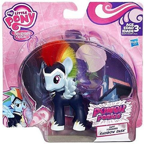 My Little Pony Могучие Пони Рейнбоу Дэш