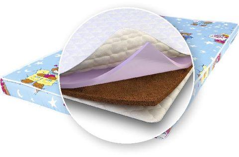 Дитячий матрац в ліжечко СОНЯ 120х60 см