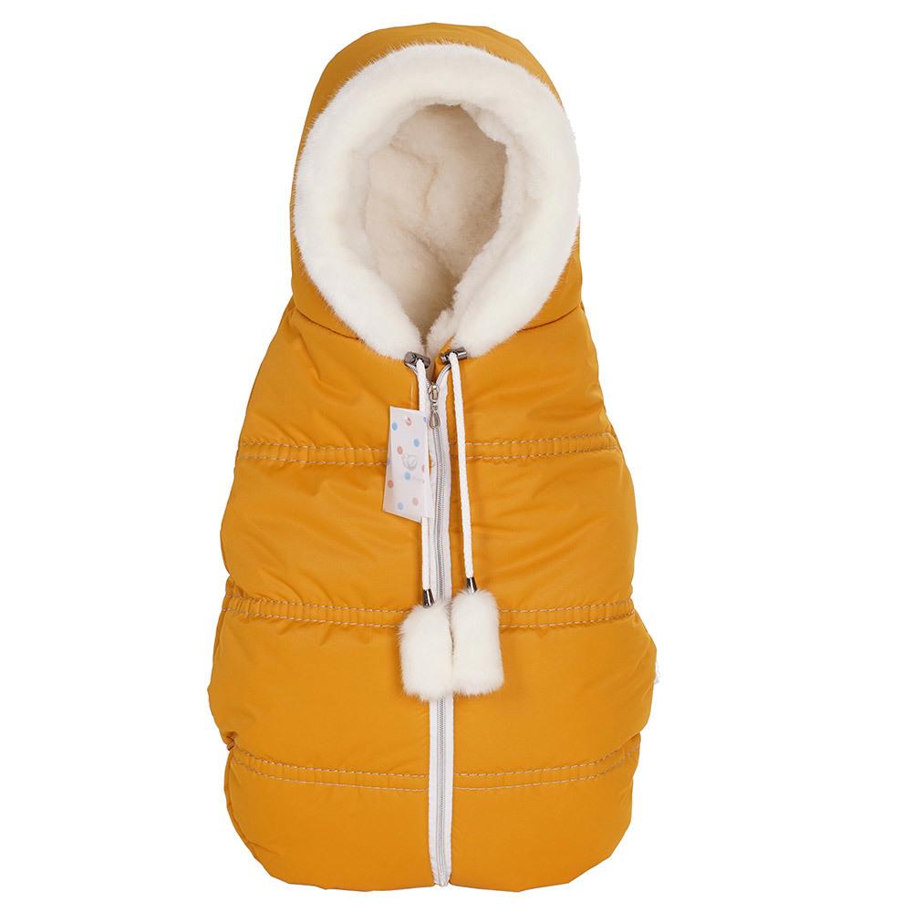Конверты Lollycottons Конверт кокон для новорожденных Lollycottons медовый Конверт-КОКОН--Lolly-cotons---MAXI-SAVE_-медовый-1.jpg